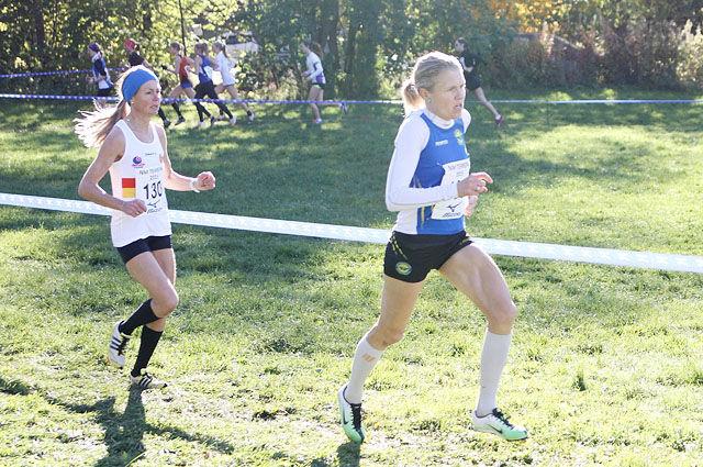 Veteranene Kirsten Marathon Melkevik og Anne Nevin er kalt inn til tjeneste for det norske landslaget i nordisk. (Foto: Runar Gilberg)