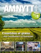 AMNYTT 2015-5 Forside