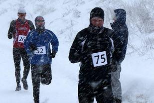 Vinterkarusellen i Bø i 2012.  Foto: Turid Veggeland