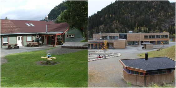 Bilde av Lundamo barnehage