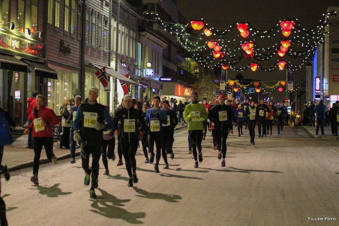 Fra fjorårets løp (foto: Truls Tiller)