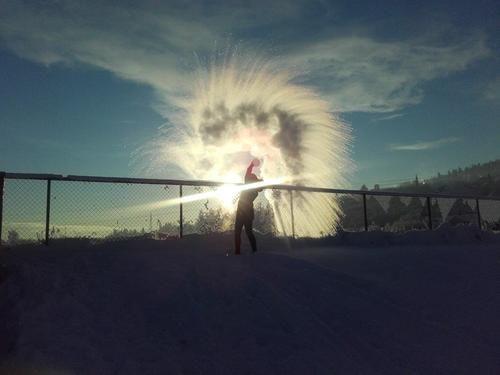 Vintermagi i Torva barnehage 21.01.2016
