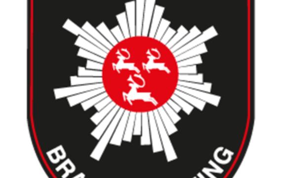 Logo til Porsanger brann og redning