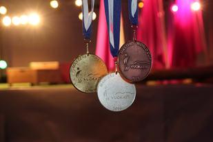 Medaljene