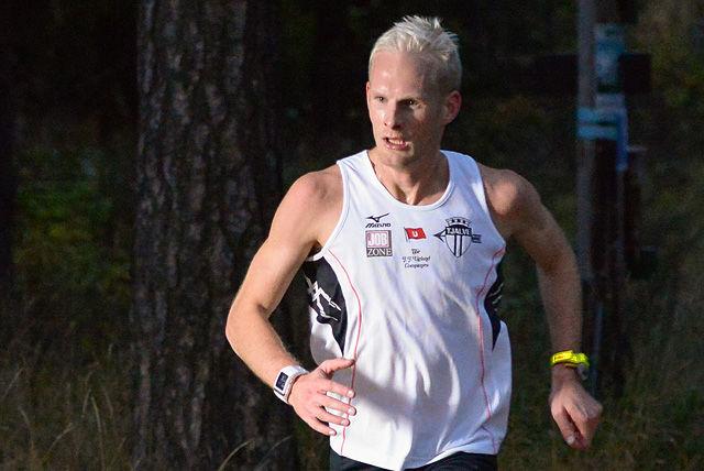 Hans Kristian Fløystad persa med 1 minutt og 1 sekund da han løp Barcelona Halvmaraton på 1.05.32. (Arkivfoto: Erling Pande Braathen)