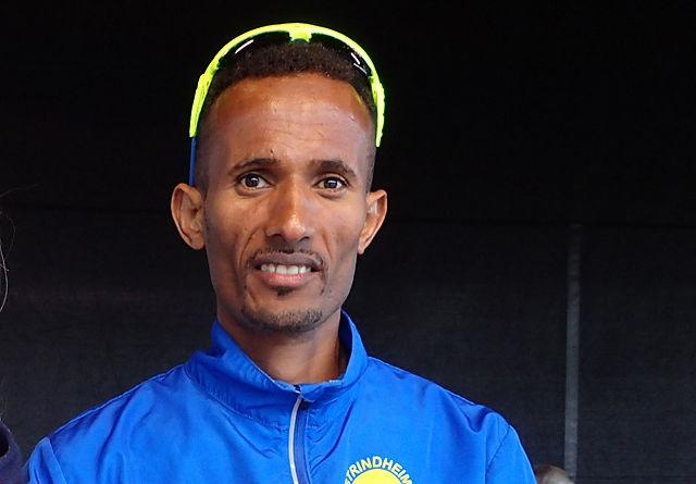 Trass i ikke alltid optimale treningsforhold satser Ebrahim Abdulaziz friskt mot den sesongen som snart stunder til. (Foto: Marianne Røhme)