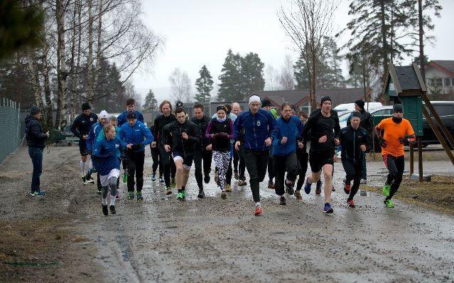 Årets Torsdagløp er i gang (Foto: torsdagstrimmen.com/Tom Kristoffersen)