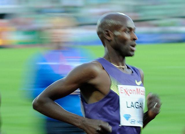 Bernard Lagat blir 42 år i år, men klarte likevel å løpe 5 kilometeren i Carlsbad på 13.38. (Arkivfoto: Bjørn Johannessen)