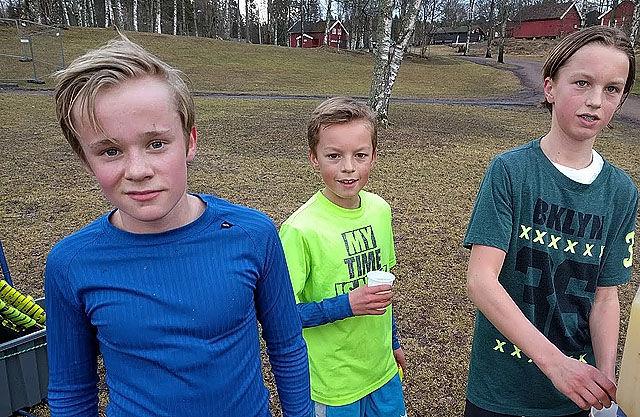 Ungdommen fortsetter å sette sitt klare stempel på Sognsvann Rundt Medsols, både i topp og bredde.  Foto: Heming Leira