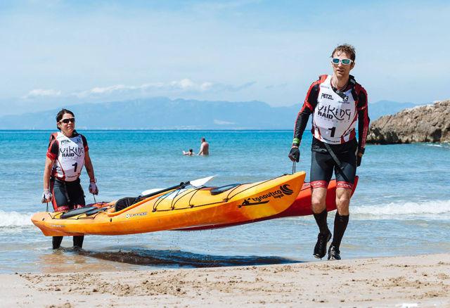 Norske Team Nordic Atventure Racing vant fjerde etappe og ligger på en andreplass sammenlagt. (Foto: Danishsuburb Photography)