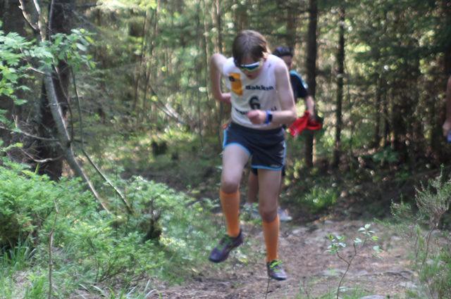 Magnus Otterstad forbedret seg med nær halvminuttet i sitt andre løp.