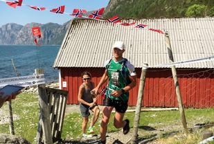 Neste løp ut er Lysefjorden Inn som er fulltegnet med 350 deltagere. (Foto fra 2016: Martin Steinskog)