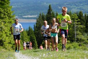 Fra fjorårets løp. (Foto: Bjørn Hytjanstorp)