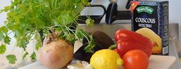 Friske grønnsaker