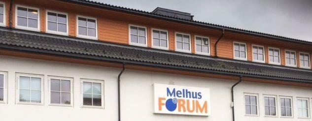 Bilde av Boligtjenesten sine lokaler på skysstasjonen Melhus