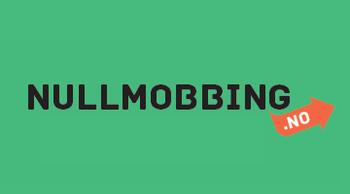 Bilde av logo til nytt nettsted om mobbing