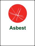 Symbol asbest