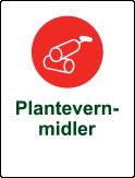 symbol plantevernmidler