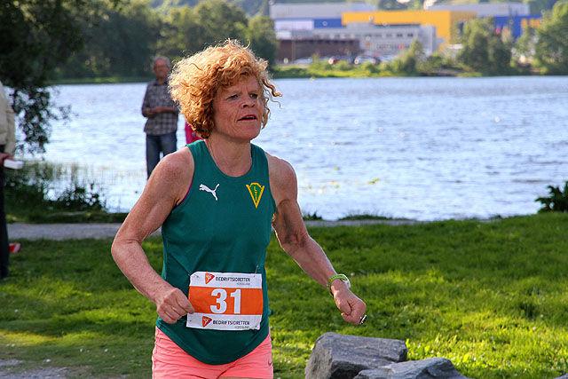 Kristin Husby vant også denne gangen i Springkarusellen