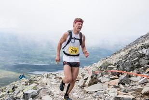 Daniel Carløy Skjønsfjell løp oppå til 3. plass i langløypa i fjor. (Foto: Vegard Breie)