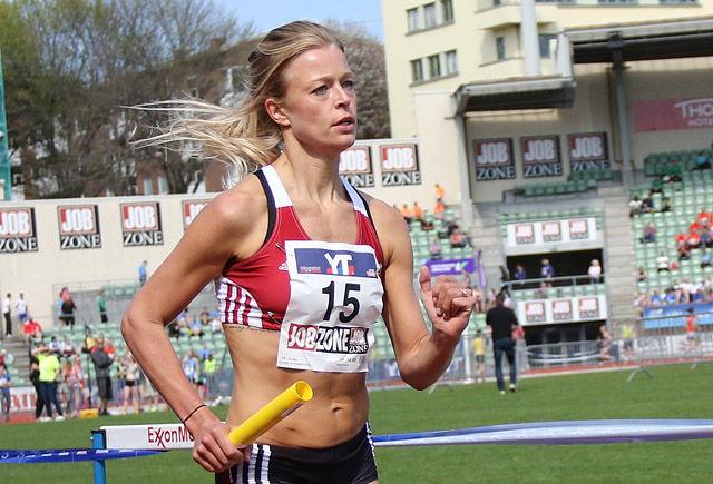 Etter en tung sesong i fjor ser Martine Eikemo Borge ut til å være på full fart tilbake. (Arkivfoto: Runar Gilberg)