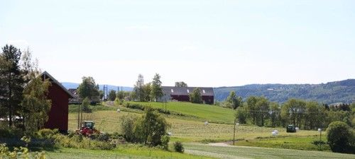 Fagtur i Rælingen - landbruk
