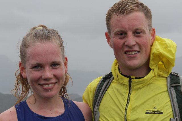 Torstein Tengsareid fra Egersund og Hanne Mjøen Maridal fra Lillehammer ble vinnere av Hestanipen Opp.