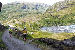 Rallarvegsløpet er mer populært enn noensinne, og er fulltegnet med 100 deltagere.