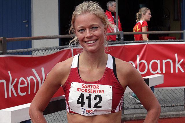Martine Eikemo Borge gikk enkelt til finalen på 800 m