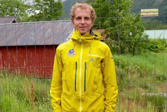 Thorbjørn Thorsen Ludvigsen har ikke satset på motbakkecupen i år, men i avslutningen på Saudehornet var det ingen som kunne true Varegg-gutten