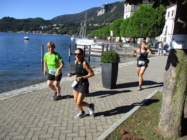 Fra Lake Orta: 10 maraton på 10 dager  (Foto: Paolo Gino-Club Super Marathon)