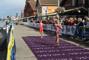Yuliya Yelistratova fra Ukrainia vant europacupen i Tønsberg. Foto: Geir-Morten Hansen