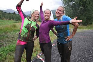 Fornøyde deltakere. Foto: Martin Hauge-Nilsen