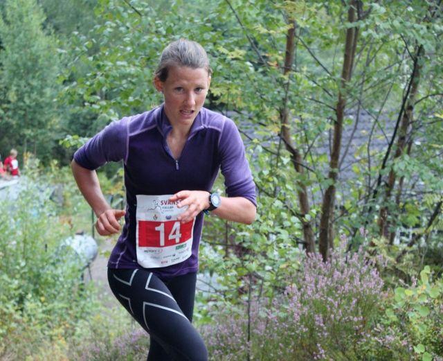 Kristin Antonsen vant 25 km (arrangørforo).