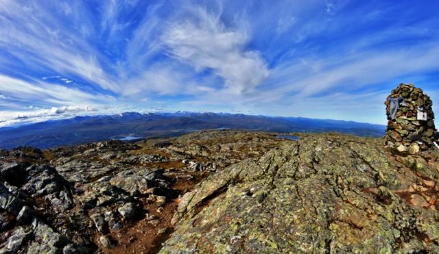 Upåklagelig utsikt fra toppen.JPG