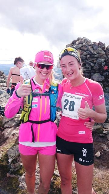 Anne Kjersti Kalvå og Mari Muan.JPG