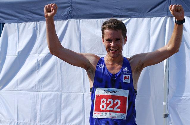 Med sin fjerde seier i Nordmarkstravern er  Eirik Gramstad, Vidar nå blitt Kongen av løpet. Foto: Marit Karlsen