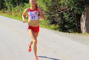 Forrige helg vant Live Solheimdal Flemstubben Opp. Foto: Arrangøren