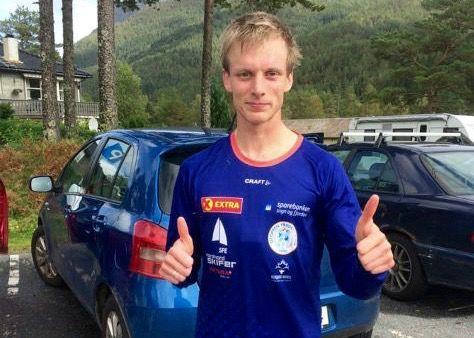 Eigil Instebø - vinnaren på 10 km