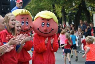 Barnas Maraton. Foto: Martin Hauge-Nilsen
