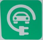 Logo El-bil ladestasjon