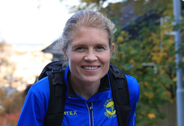 Anne Nevin har vunnet Bråtesten alle de fire gangene løpet er blitt arrangert. (Arkivfoto: Ingrid Lorvik)