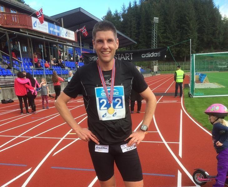 André Haugsbø (Foto: Jan Grov).