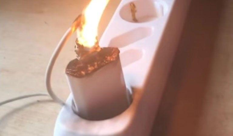 tips for å unngå brann
