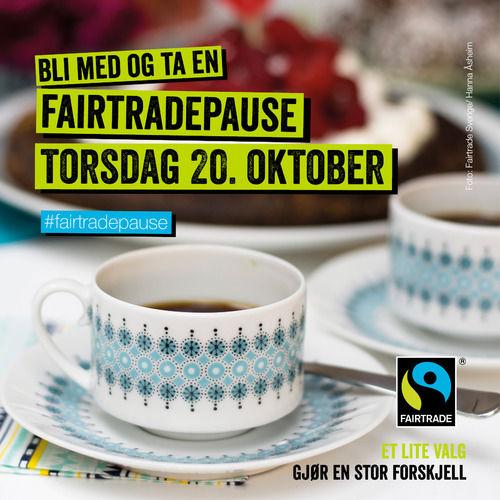 Fairtrade-pause