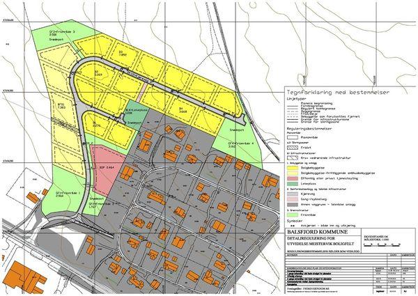 Utvidelse Mestervik boligfelt