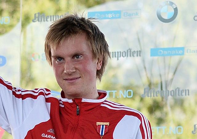 Sondre Nordstad Moen forbedra 3000-persen sin med over 9 sekunder. (Arkivfoto: Bjørn Johannessen)