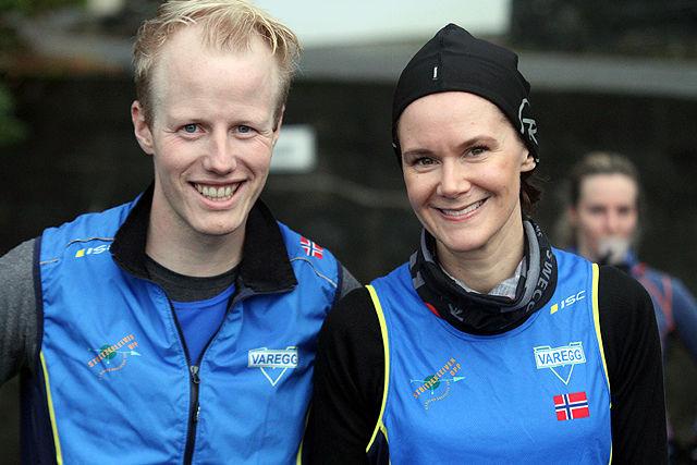 Andreas Bratlie og Christine Revheim var best i dagens Adventløp