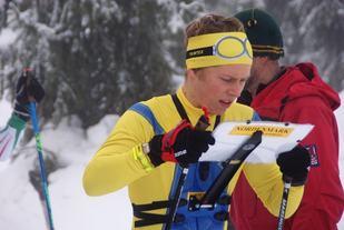 Audun Heimdal, Konnerud IL- vinner av H17. (Foto: Stein Arne Negård)