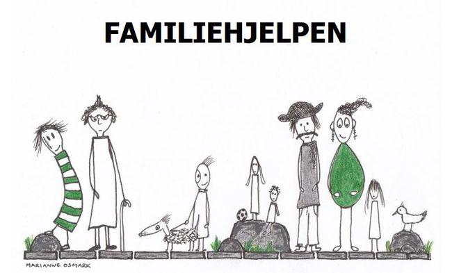 Familiehjelpen - Logo
